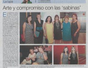 El Periódico de Aragón, 6 de julio de 2016