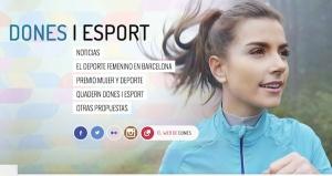 Deporte de mujeres en Barcelona