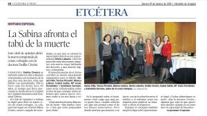 La Sabina Heraldo 2015-03-20
