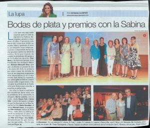 1-Fiesta la Sabina 2015 en el Periodico de Aragon