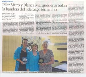 La Sabina 2015 en El Heraldo